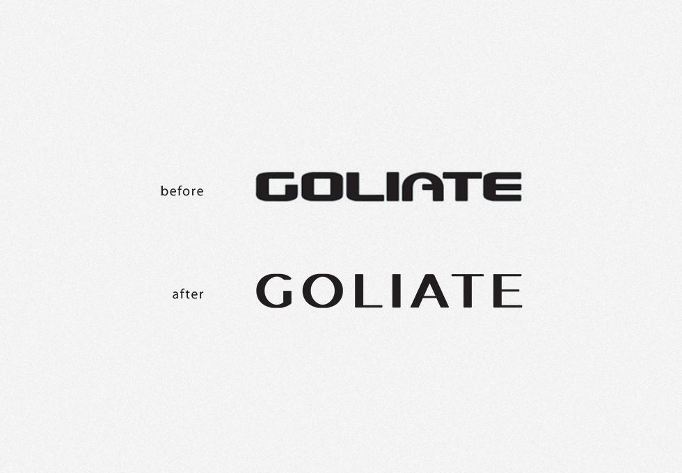 GOLIATE BRAND PRESENTATION